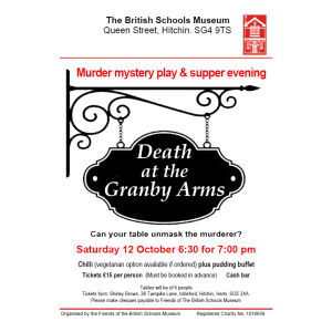 DEATH AT THE GRANBY ARMS: