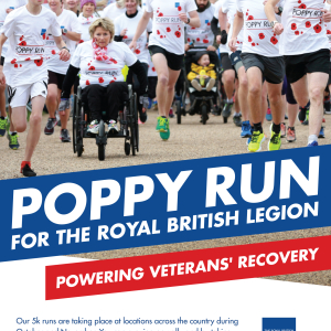Poppy Run Southampton