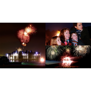 Fantastic Fireworks at Longleat