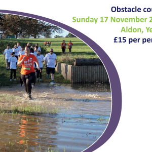St Margaret's Hospice Care - Up, Down & Dirty 2019