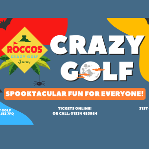 SPOOKTACULAR CRAZY GOLF