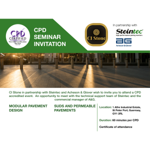 PAVEMENT DESIGN CPD SEMINAR