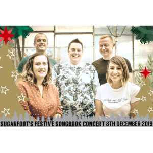 Sugarfoot's Festive Songbook - A Charity Christmas Concert
