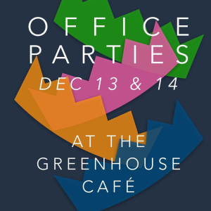 Having An Office Christmas Party?