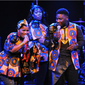 "Paul Simon's ""GRACELAND"" by the London African Gospel Choir"
