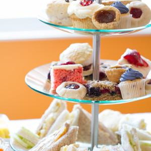 St Margaret's Hospice Cream Tea