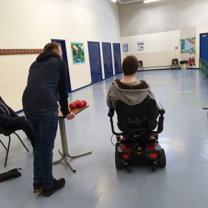 Boccia and Accessible Sports