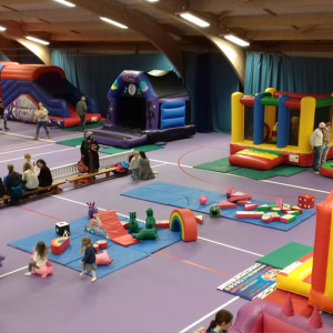 BounceFest at Lunesdale Sports Centre