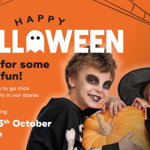 Halloween at The Forum Sittingbourne. Friday October 25th