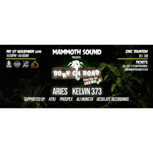 Mammoth Sound Halloween Special - Born On Road Aries//Kelvin 373