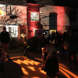 Halloween at Mill Green Museum & Mill