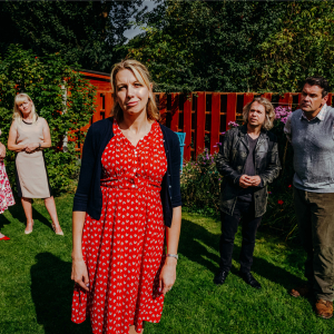 SDC presents Round And Round The Garden by Alan Ayckbourn