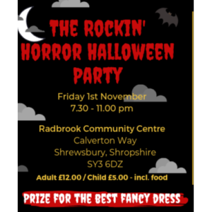 Rockin' Horror Halloween Party