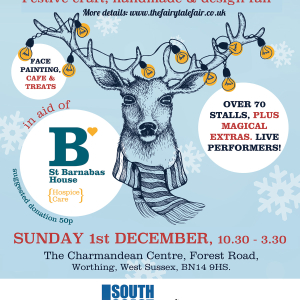 So This is Christmas - Festive Craft Fair in aid of St Barnabas