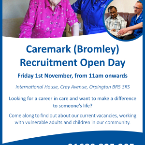Caremark Bromley Open Day
