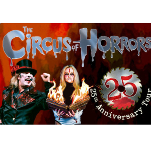 The Circus of Horrors 25th Anniversary Tour