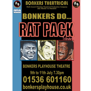 BONKERS DO… THE THE RAT PACK