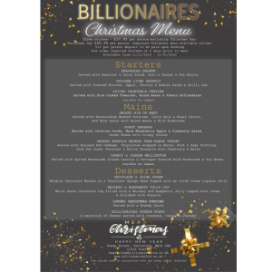 Billionaires Christmas!