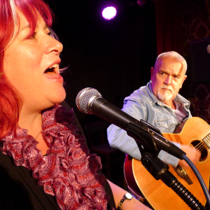 Foyer Folk: Sally Ironmonger & Brian Carter