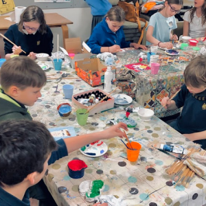 Recycled Art Clubs - Mon, Tues, Weds and Thurs starting 7th November 2019