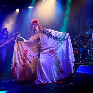 Absolute Bowie bring their award winning show to Sutton this December
