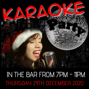 Christmas Eve Karaoke Night at the Bridgtown Social Club