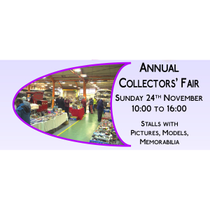 Annual Collectors Fair at Aldridge Transport Museum - Collectors Fair!