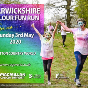 Warwickshire Colour Fun Run