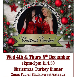 """Christmas Crackers Special"" Lunchtime Show – 05/12/19"