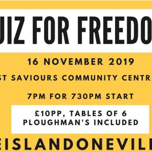 Quiz for Freedom