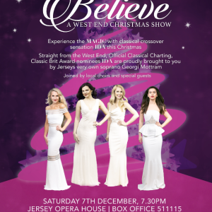 BELIEVE a magical Christmas show with Ida