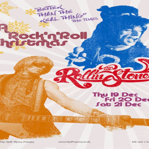 The Rollin' Stoned: Rolling Stones Tribute at Half Moon London Fri 20th Dec