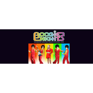 Boogie Nights Christmas Party & Delicious Italian 3 course meal and Disco