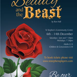 St Stephens Players present 'Beauty & the Beast'