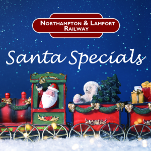 Northampton and Lamport Railway - Santa Specials