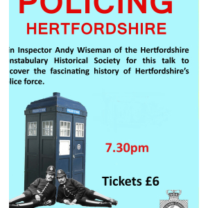 Policing in Hertfordshire