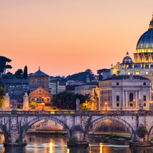 The Choral Pilgrimage 2020: The Call of Rome