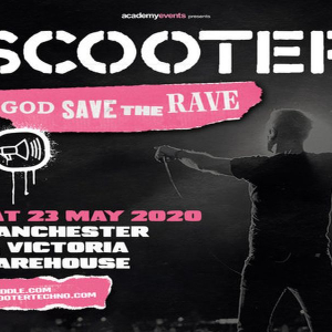"Scooter ""God Save The Rave"" UK Tour"