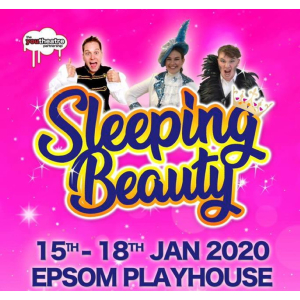 Sleeping Beauty #Pantomime with YOU Theatre at @EpsomPlayhouse