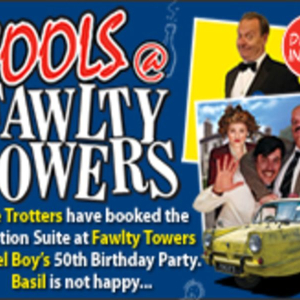 Fools @ Fawlty Towers Portsmouth 18/01/2020