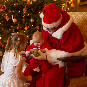 An Afternoon Audience with Father Christmas