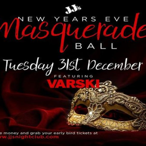New Year's Eve Masquerade Ball ft. Varski