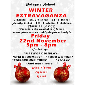 Polegate School - Winter Extravaganza
