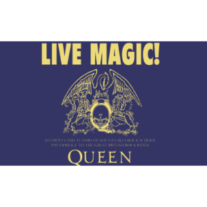 South Lakes Rock School presents Live Magic
