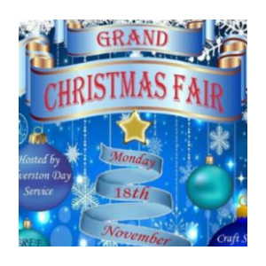 Ulverston Day Services' Grand Christmas Fair!