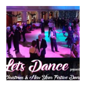 Let's Dance Present a Christmas & New Year Festive Dance