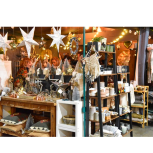 Christmas at Shrewsbury Market Hall 2019
