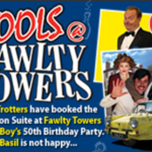 Fools @ Fawlty Towers Birmingham 24/01/2020