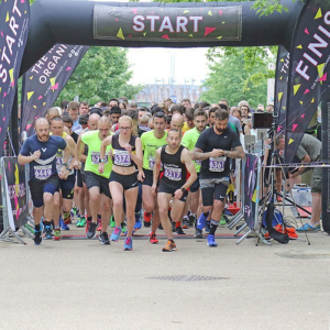 Queen Elizabeth Olympic Park 10K - Saturday 5 September 2020