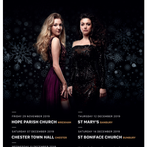 Christmas with Belle Voci - Bunbury